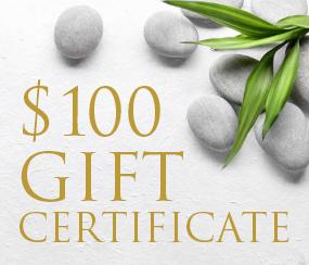 Capello $100 Gift Certificate