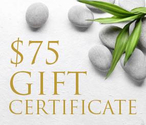 Capello $75 Gift Certificate