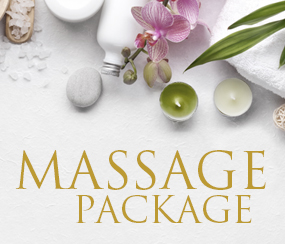 Capello Massage Package Gift Certificate